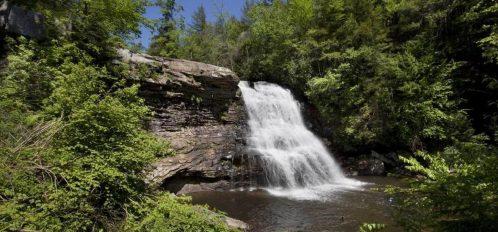 Inn at Deep Creek Waterfall
