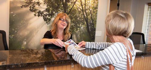 Inn at Deep Creek Front Desk customer service