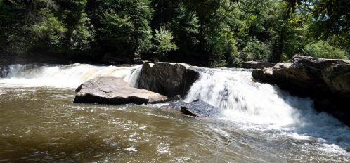 Inn at Deep Creek Lake Maryland Swallow Falls Park waterfall